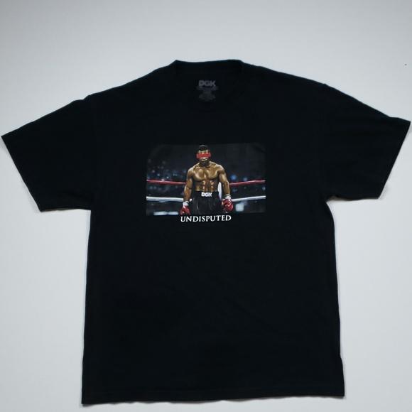 Dgk Shirts Graphic T Shirt Mike Tyson Undisputed Poshmark
